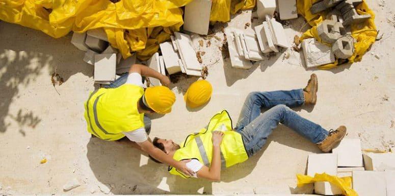 Pautas a seguir en caso de accidente laboral