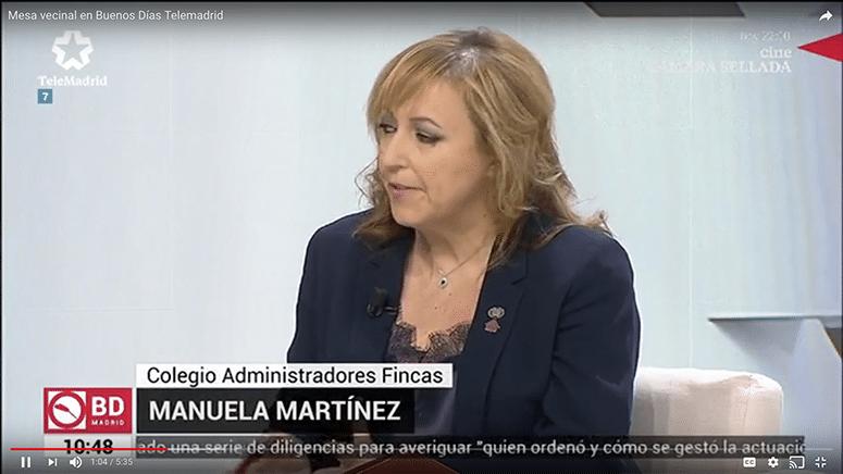 La Presidenta del CAF Madrid resuelve dudas en el programa